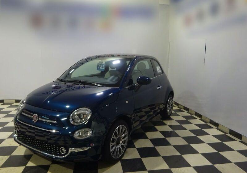 FIAT 500 1.2 Star Blu dipinto di Blu Km 0 DP0BNPD-a_censored