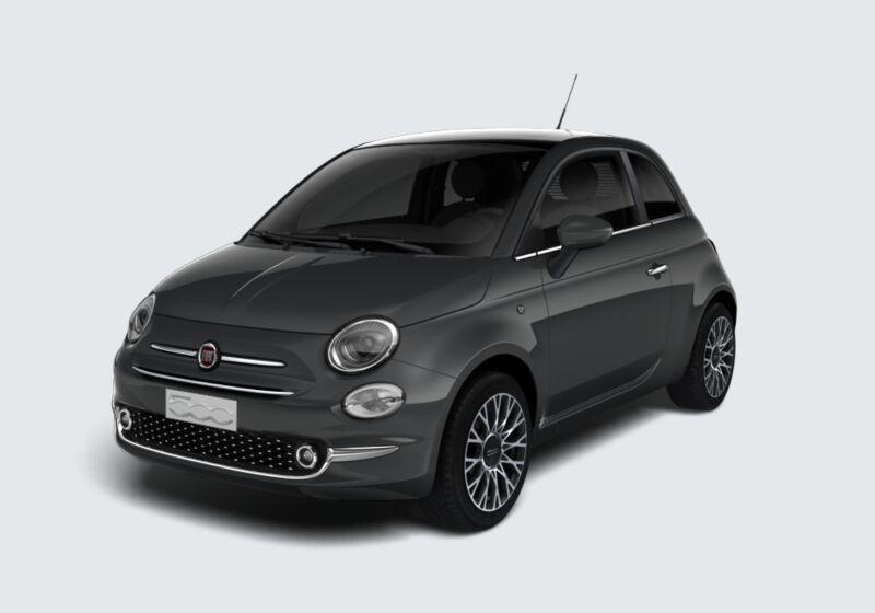 FIAT 500 1.2 Star Grigio Carrara Km 0 3E0BKE3-45222_esterno_lato_1