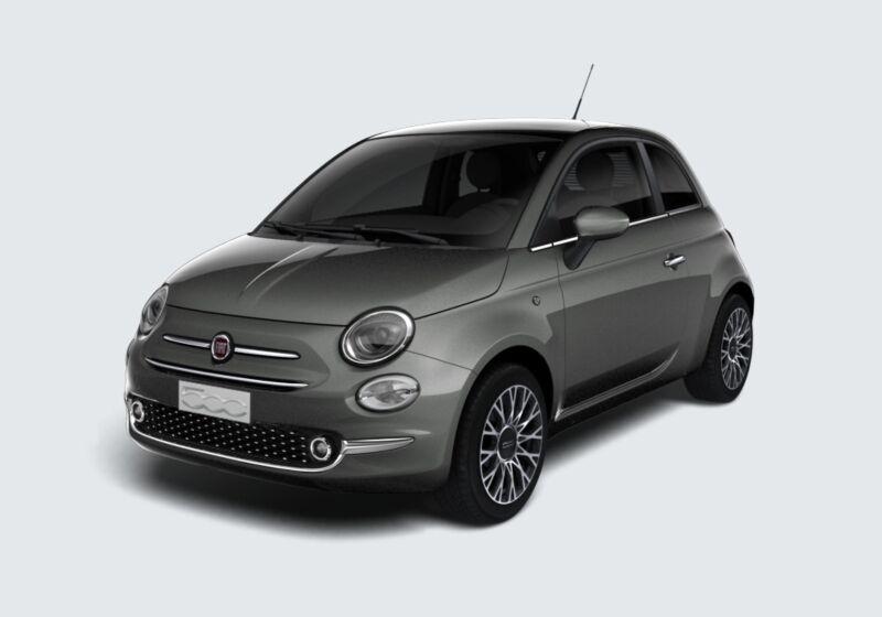 FIAT 500 1.2 Star Grigio Pompei Km 0 3N0BFN3-40486_esterno_lato_1