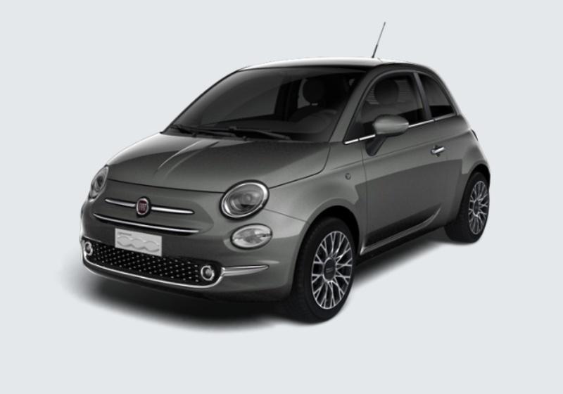 FIAT 500 1.2 Star Grigio Pompei Km 0 CFW0WFC-28898_esterno_lato_1