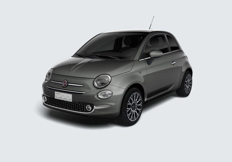 FIAT 500 1.2 Star Grigio Pompei Km 0 VP0B3PV-39515_esterno_lato_1