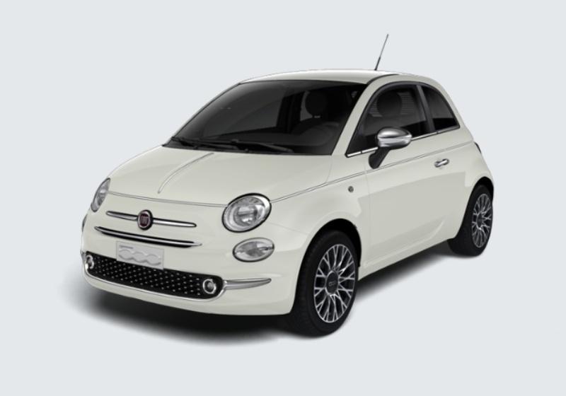 FIAT 500 1.3 Multijet 95 CV Collezione Bianco Gelato Km 0 ZKU0UKZ-a