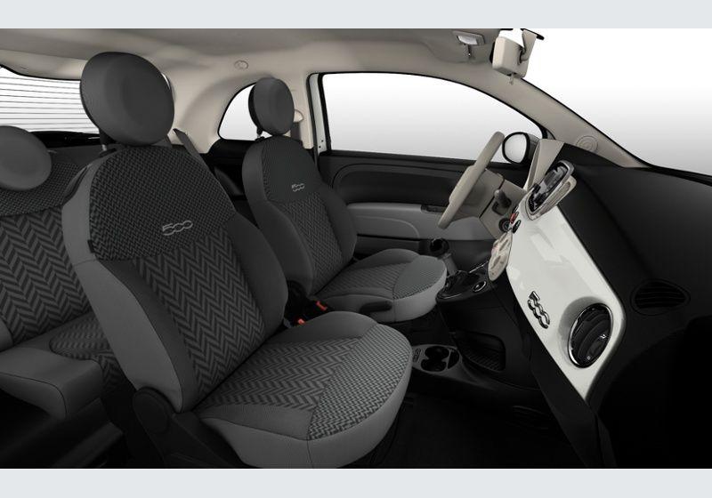 FIAT 500 1.3 Multijet 95 CV Pop Bianco Gelato Km 0 A2X0X2A-29792_interno_lato_6