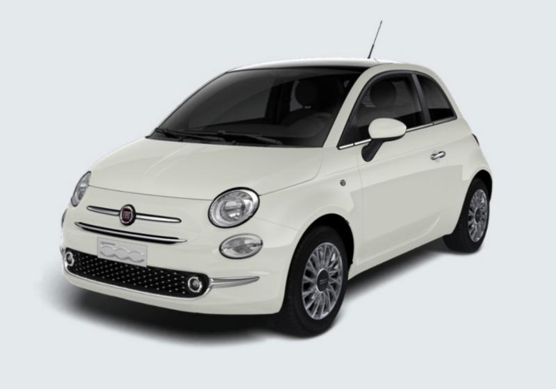 FIAT 500 1.3 Multijet 95 CV Lounge Bianco Gelato Km 0 SUOAD-a4