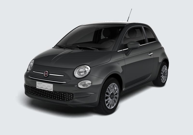 FIAT 500 1.2 EasyPower Lounge Grigio Carrara Km 0 0M7B4-1
