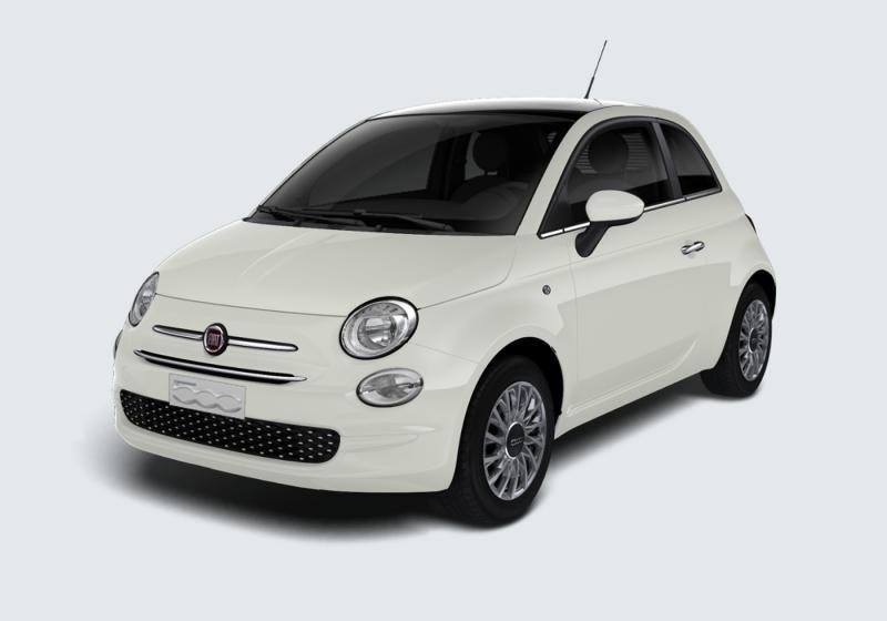 FIAT 500 1.3 Multijet 95 CV Lounge Bianco Gelato Km 0 0AKO6-a