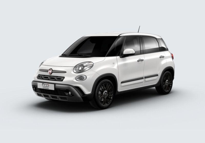 FIAT 500L 1.3 MJT 95 CV S-Design Bianco Gelato Km 0 FU0BNUF-50983_esterno_lato_1