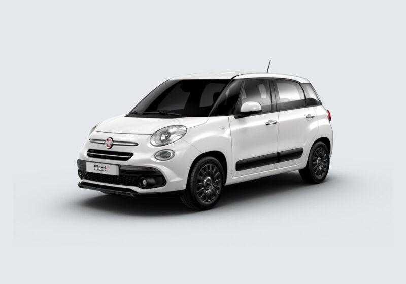 FIAT 500L 1.3 mjt Mirror 95cv dualogic my20 Bianco Gelato Km 0 WY0BXYW-63452_esterno_lato_1