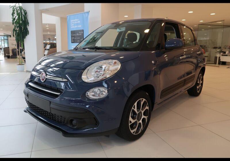 FIAT 500L 1.3 mjt Mirror 95cv dualogic my20 Blu Bellagio Km 0 U90BN9U-2