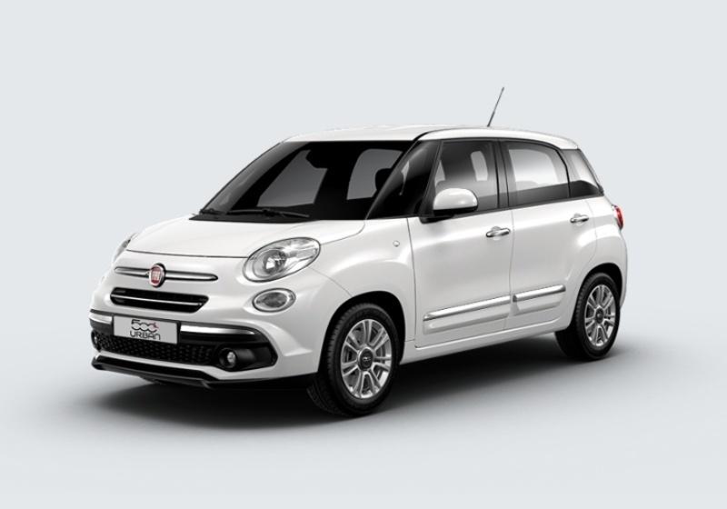 FIAT 500L 1.3 Multijet 95 CV Pop Star Bianco Gelato Km 0 ERV0VRE-28319_esterno_lato_1
