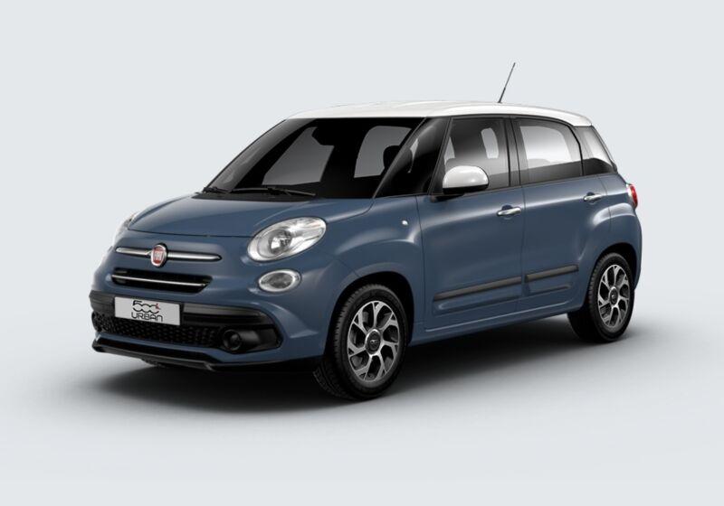 FIAT 500L 1.3 Multijet 95 CV Urban Blu Bellagio Km 0 GM0BRMG-54760_esterno_lato_1