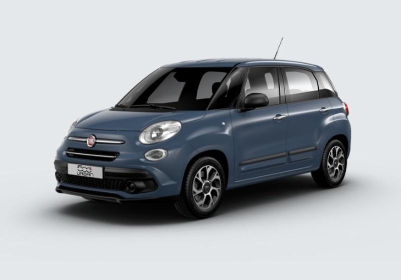 FIAT 500L 1.3 Multijet 95 CV Urban Blu Bellagio Km 0 PYV0VYP-28626_esterno_lato_1