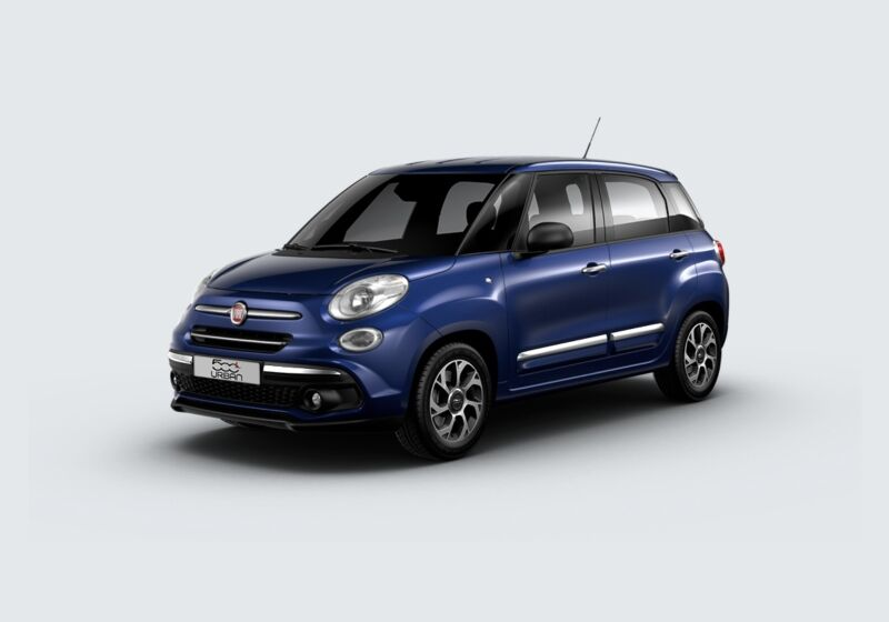 FIAT 500L 1.3 Multijet 95 CV Urban Blu Venezia Km 0 HH0BPHH-51497_esterno_lato_1