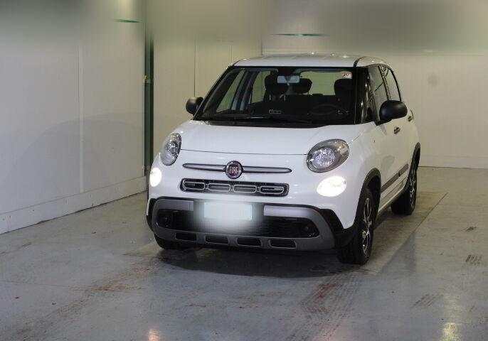 FIAT 500L 1.4 95 CV City Cross Bianco Gelato Usato Garantito 9L0BTL9-2-v5