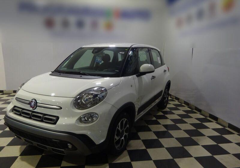 FIAT 500L 1.4 95 CV S&S Cross Bianco Gelato Km 0 WR0BNRW-a_censored%20(4)