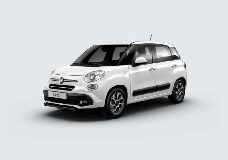 FIAT 500L 1.4 Business s&s 95cv my20 Bianco Gelato Km 0 480BN84-50922_esterno_lato_1