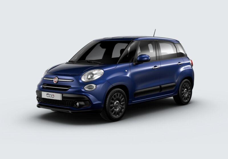 FIAT 500L 1.6 Multijet 120 CV Mirror Blu Venezia Km 0 BZ0BNZB-51169_esterno_lato_1