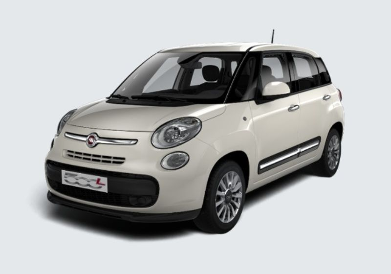 FIAT 500L 1.6 Multijet 120 CV Pop Star Bianco Gelato Km 0 GKY0YKG-31112_esterno_lato_1