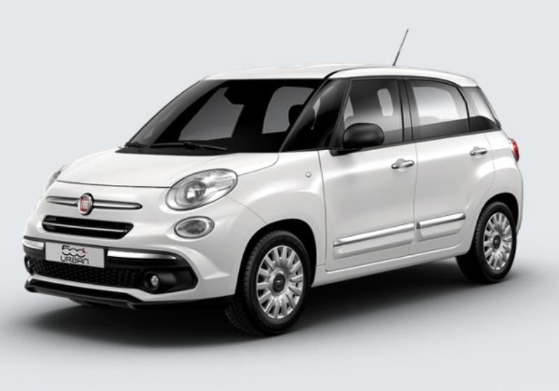 FIAT 500L 1.6 Multijet 120cv Urban Bianco Gelato Km 0 0000U7L-24185_esterno_lato_1