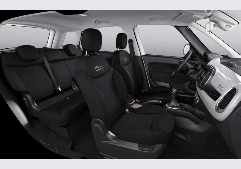FIAT 500L 1.6 Multijet 120cv Urban Bianco Gelato Km 0 0000U7L-24185_interno_lato_6