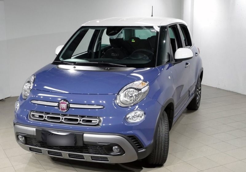 FIAT 500L 1.3 Multijet 95 CV Cross Blu Bellagio Km 0 JUEST-a