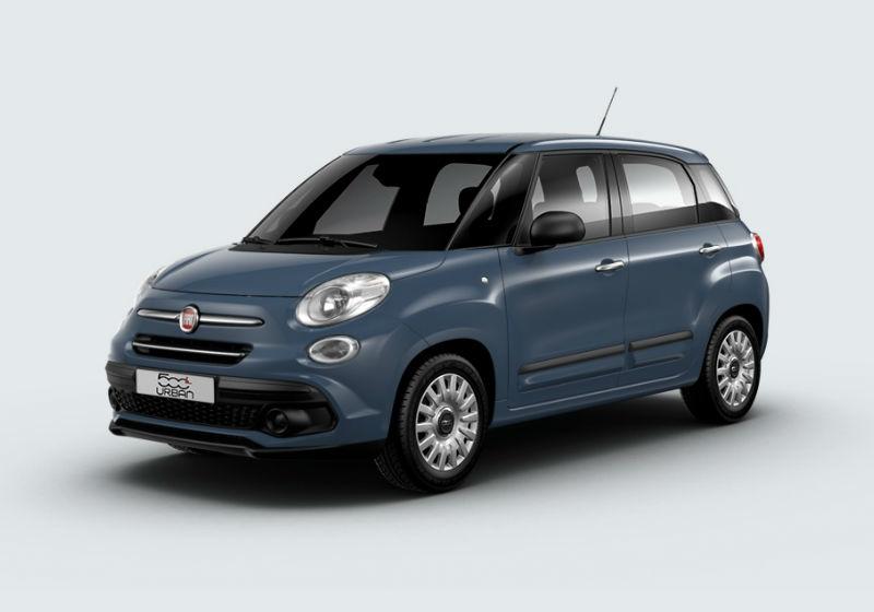 FIAT 500L 1.3 Multijet 95 CV Urban Blu Bellagio Km 0 0000VOH-a1