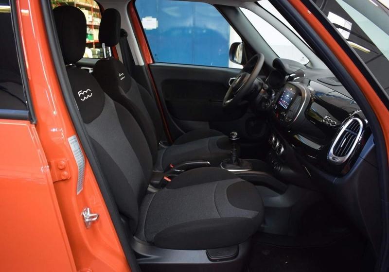 FIAT 500L 1.6 Multijet 120 CV City Cross Arancio Sicilia Km 0 YHGFG-U