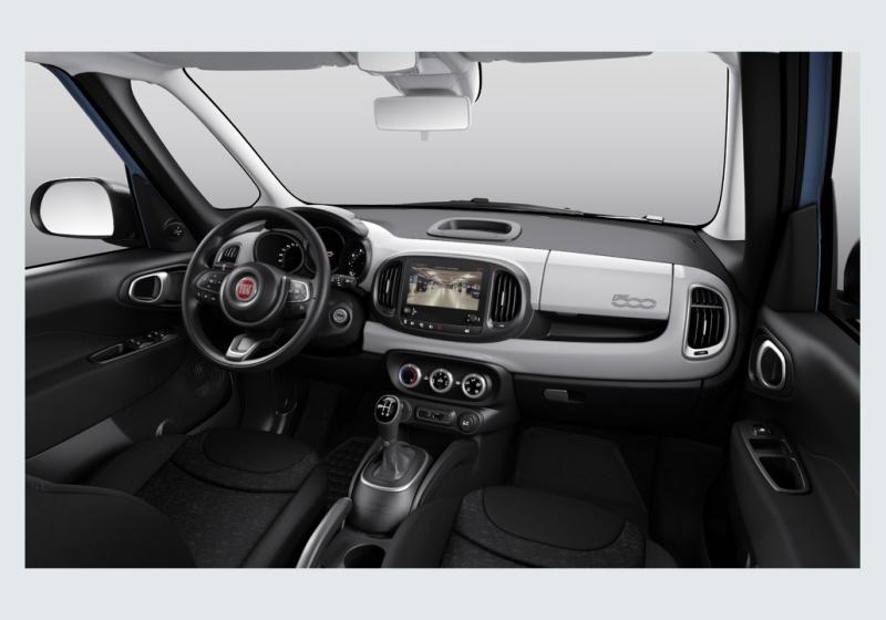 FIAT 500L 1.6 Multijet 120 CV City Cross Blu Bellagio Km 0 09R8I-d