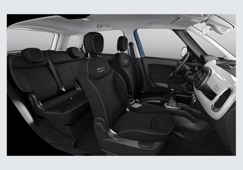 FIAT 500L 1.6 Multijet 120 CV City Cross Blu Bellagio Km 0 C1JUW-e