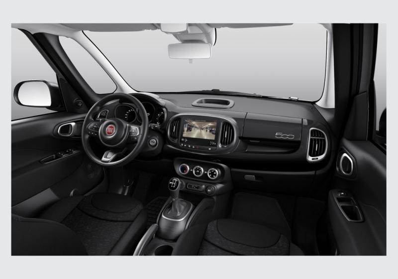 FIAT 500L 1.6 Multijet 120 CV City Cross Grigio Moda Km 0 03FIB-d