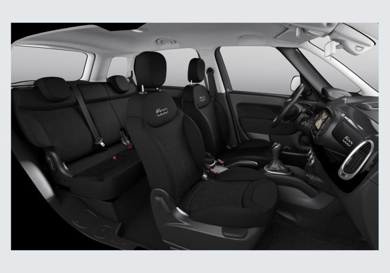 FIAT 500L 1.6 Multijet 120 CV City Cross Grigio Moda Km 0 03FIB-e