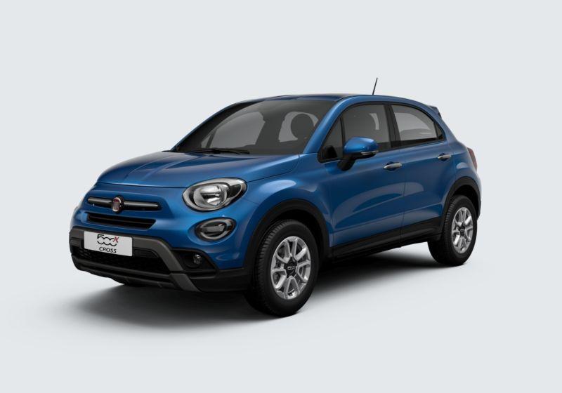 FIAT 500X 1.0 T3 120 CV City Cross Blu Italia Km 0 TL0BHLT-42456_esterno_lato_1