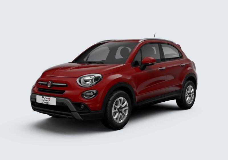 FIAT 500X 1.0 T3 120 CV City Cross Rosso Passione Km 0 5J0BLJ5-47469_esterno_lato_1