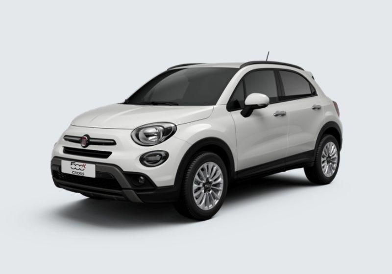 FIAT 500X 1.0 T3 120 CV Cross Bianco Gelato Km 0 3P0BCP3-35398_esterno_lato_1