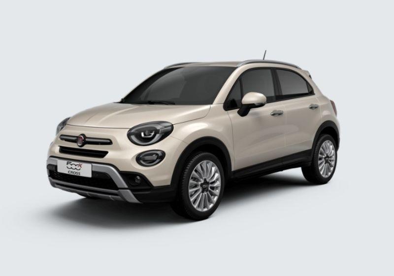 FIAT 500X 1.0 T3 120 CV Cross Ivory Km 0 6K0BAK6-33168_esterno_lato_1