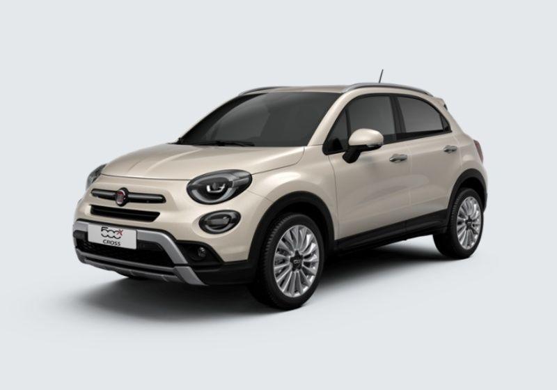 FIAT 500X 1.0 T3 120 CV Cross Ivory Km 0 7K0BAK7-33171_esterno_lato_1