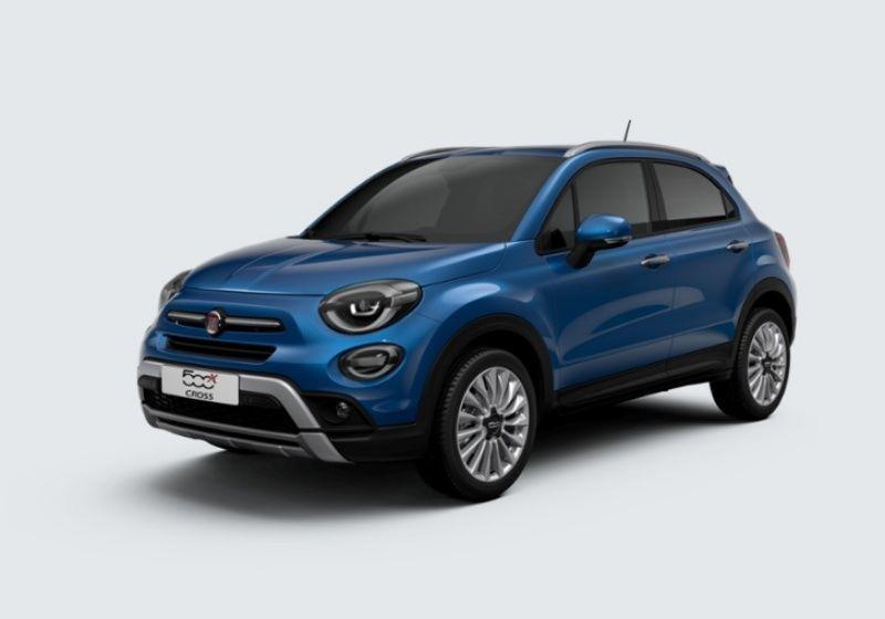 FIAT 500X 1.0 T3 120 CV Cross Blu Italia Km 0 CL0BDLC-37314_esterno_lato_1