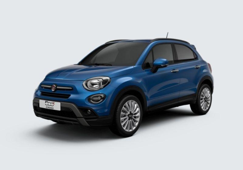 FIAT 500X 1.0 T3 120 CV Cross Blu Italia Km 0 QN0BANQ-33332_esterno_lato_a