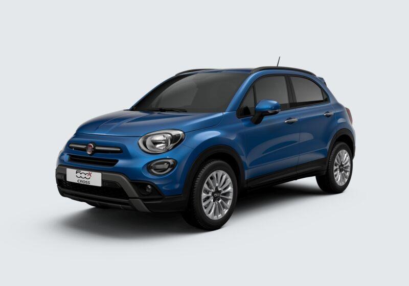 FIAT 500X 1.0 T3 120 CV Cross Blu Italia Km 0 W80BH8W-42748_esterno_lato_1
