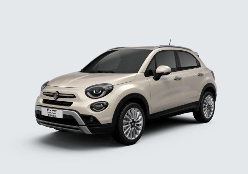 FIAT 500X 1.0 T3 120 CV Cross Ivory Km 0 JL0B7LJ-52683_esterno_lato_1