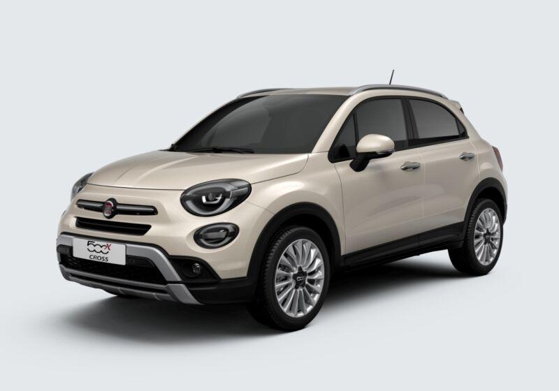 FIAT 500X 1.0 T3 120 CV Cross Ivory Km 0 5S0BHS5-42700_esterno_lato_1