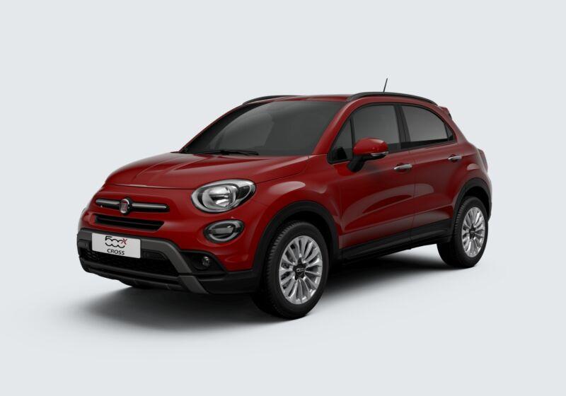 FIAT 500X 1.0 T3 120 CV Cross Rosso Passione Km 0 TC0BUCT-58452_esterno_lato_1
