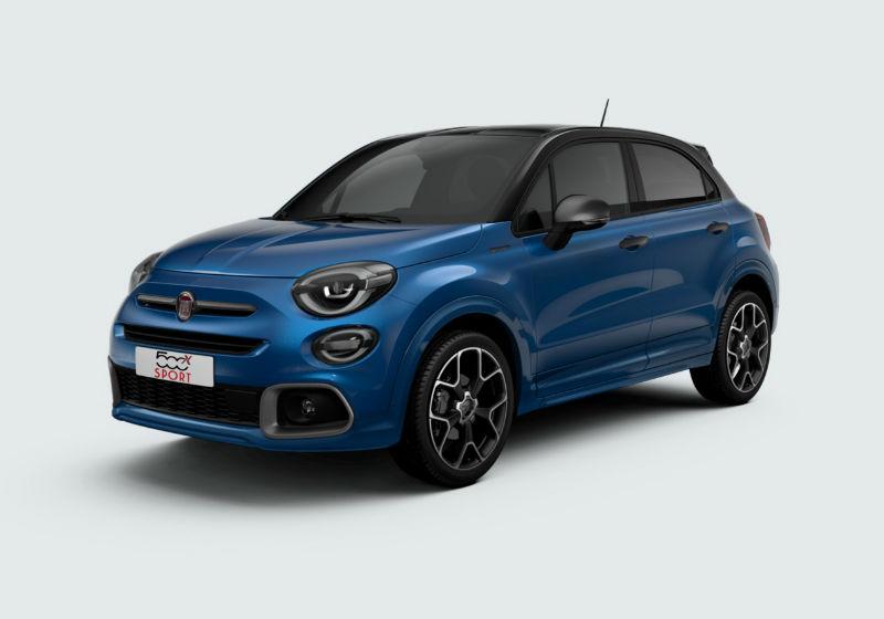 FIAT 500X 1.0 T3 120 CV Sport Blu Italia Km 0 5H0B2H5-1