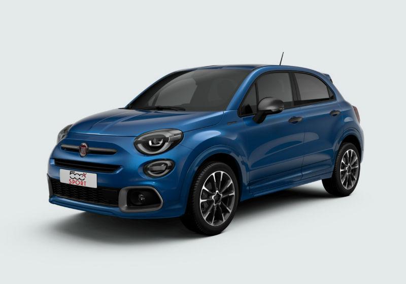 FIAT 500X 1.0 T3 120 CV Sport Blu Italia Km 0 SH0B2HS-a