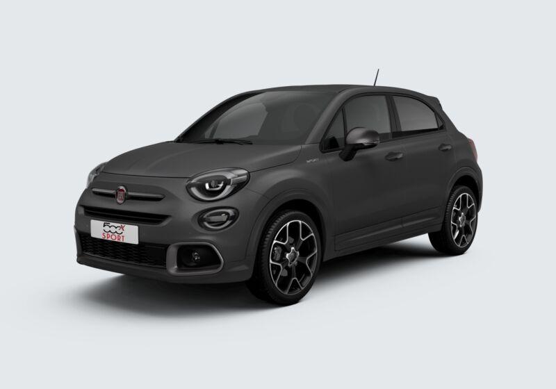 FIAT 500X 1.0 T3 120 CV Sport Grigio Moda Km 0 GU0B5UG-46888_esterno_lato_1