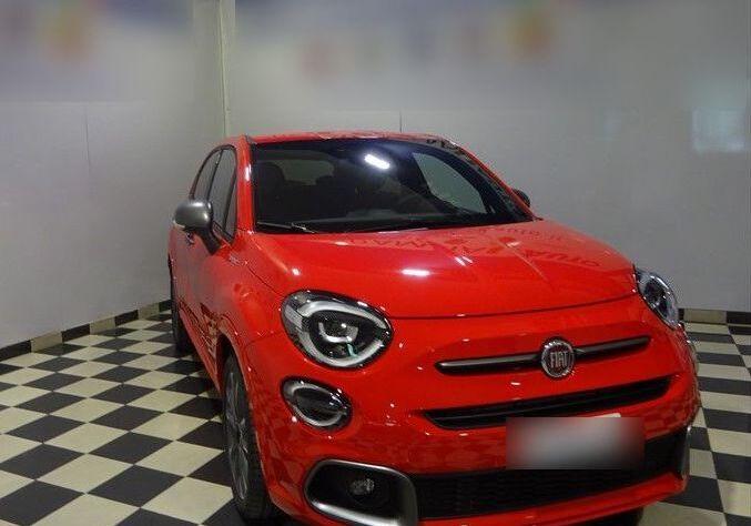 FIAT 500X 1.0 T3 120 CV Sport Rosso Passione Km 0 550B755-a_censored%20(3)