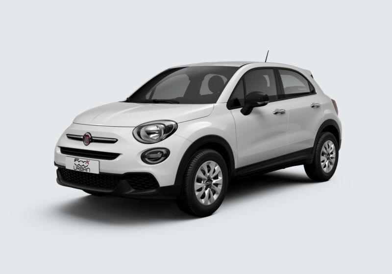 FIAT 500X 1.0 T3 120 CV Urban Bianco Gelato Km 0 WF0B9FW-59644_esterno_lato_1