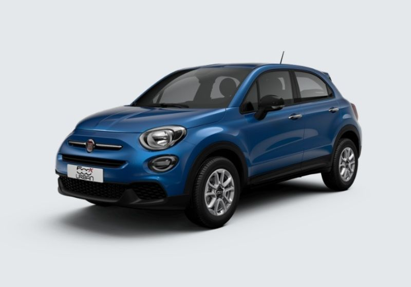 FIAT 500X 1.0 T3 120 CV Urban Blu Italia Km 0 560BD65-37389_esterno_lato_1