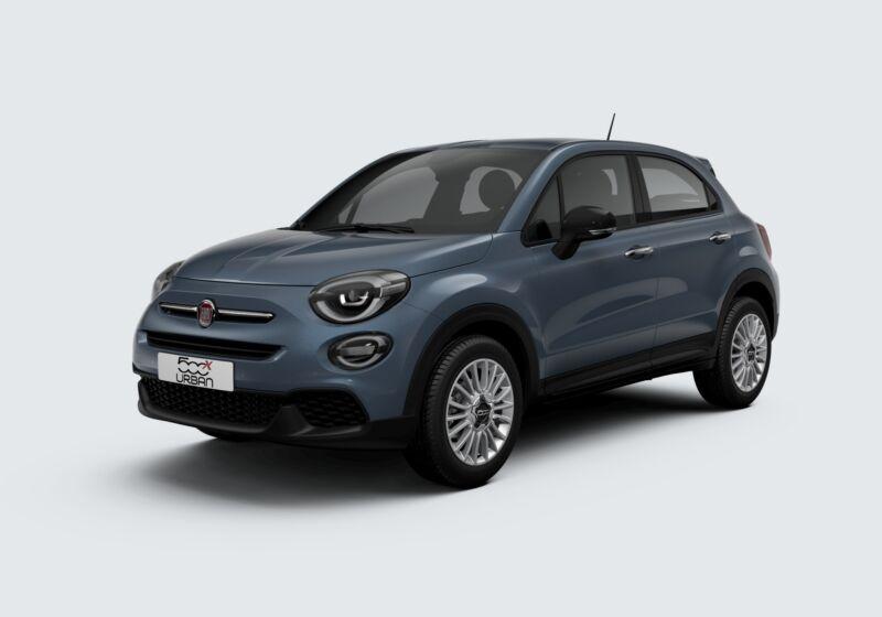 FIAT 500X 1.0 T3 120 CV Urban Blu Jeans Km 0 SL0C2LS-69078_esterno_lato_1