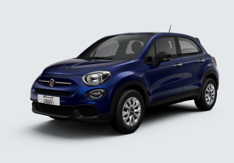 FIAT 500X 1.0 T3 120 CV Urban Blu Venezia Km 0 6J0BLJ6-47472_esterno_lato_1